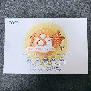 🚚 TOYO 東洋生技 18番益生菌 第五代