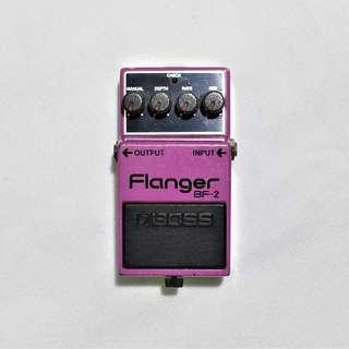 Boss Flanger BF-2 Made in Japan Electric Guitar Effects Pedal