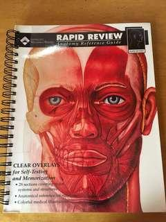 🚚 Rapid Review Anatomy Reference Guide