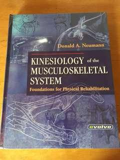 Kinesiology of the Musculoskeletal System (Donald A. Neumann)