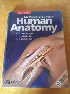 McMinn's Colour Atlas of Human Anatomy (5th edition)