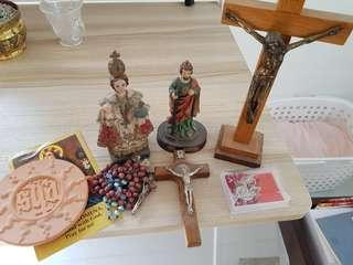 TO BLESS - Blessed religious items
