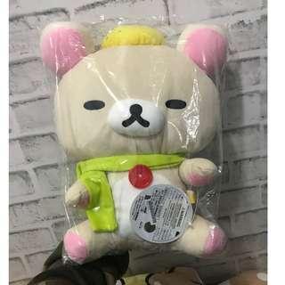 全新 正版日本景品含吊牌 拉拉熊 懶懶熊 Rilakkuma 公仔 娃娃 玩偶30cm