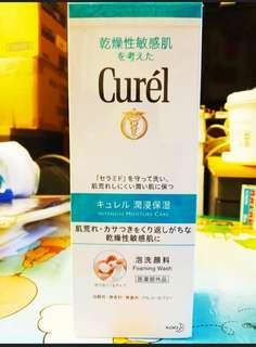 🈹🈹🈹日本🎌花王Curel敏感肌洗面乳