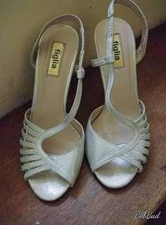 Repriced!!!!!Preloved! Sandals
