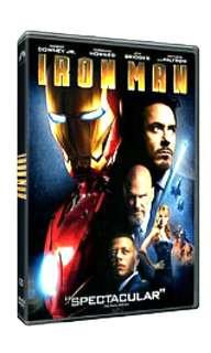 Marvel's Iron Man by Paramount Pictures | DVD (region 1) . Now $12.90. (Brand New in Box and Sealed )