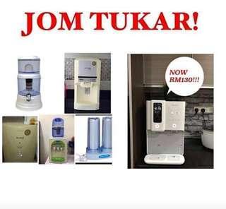 Coway Water Purifier trade in(jom tukar)