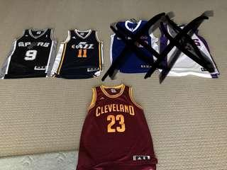 NBA Jersey Clear Out