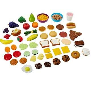 *In Stock* BN Learning Resources New Sprouts Complete Kitchen Play Food Cooking Toy Set