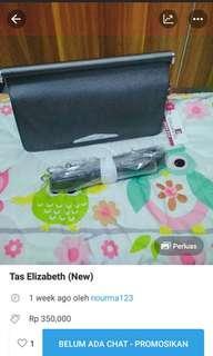Reprice Tas Elizabeth New With tag
