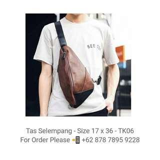 Sling Bag - Crossbody Bag - TK06