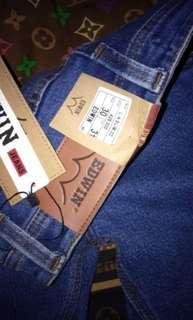 Celana jeans edwin