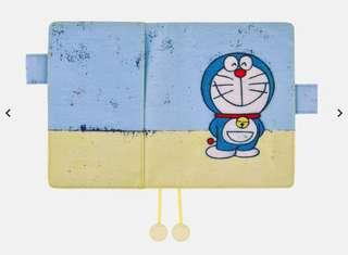 "🚚 ""I am Doraemon"" Hobonichi Techno Cover only"