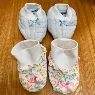 麗嬰房 襪套2雙79(新生兒)