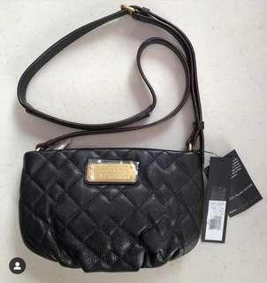 New MARC BY MARC JACOBS sling bag, black