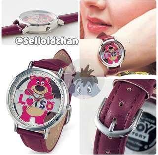 [#日本代購]勞蘇(Lotso) 手錶