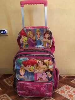 Disney Trolley Bag for Girls