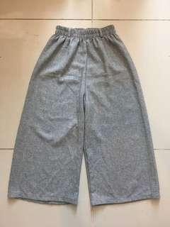 Grey Pazzo Pants