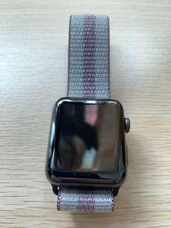 Apple Watch 42mm Series 2 Space Gray