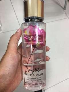 Victoria's Secret Body Mist Temptation Water Blooms
