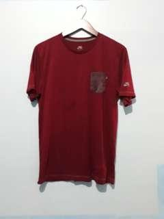 Kaos oblong Nike original size L
