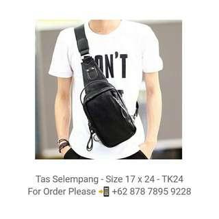 Sling Bag - Crossbody Bag - TK24