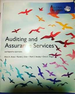 🚚 Auditing and Assurance Services Sixteenth rdition