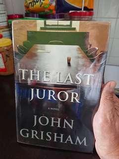 *Free Mailing*The Last Juror // John Grisham