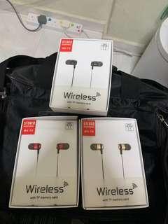 🚚 wireless earphone