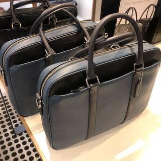 Preorder Coach Briefcase