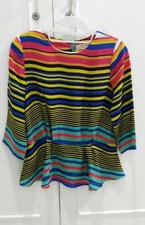 Blouse Colorfull