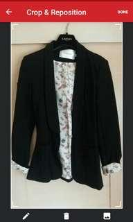 Black Blazer 西裝外套