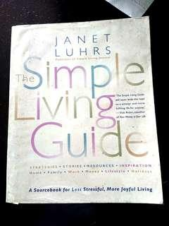 The Simple Living Guide // Janet Luhrs