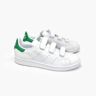 🚚 [全新]Adidas Stan smith 綠尾魔鬼氈 S82702 #半價衣服市集