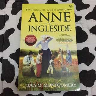 Novel Anne of Ingleside