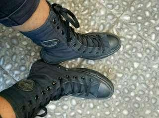 Converse All star Navy boots
