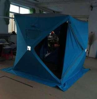 Easy Set Up Cube Tent - for camping