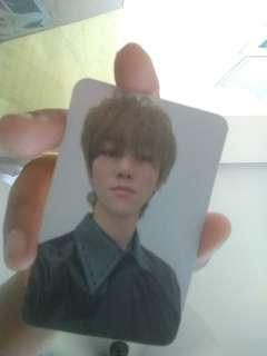 [WTS] THE8/MINGHAO YMMDAWN PHOTOCARD LOGO VER.