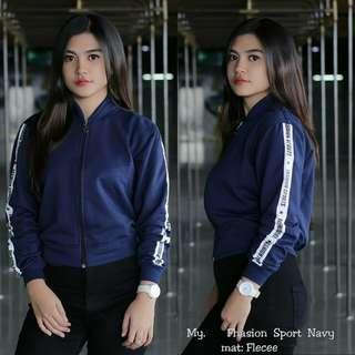 Jaket Fashion Sport Cropp
