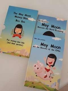 the may moon money -wise box set 2books