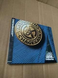 (平售$48)+包平郵(不另再折) Chage and aska 日版cd (可payme/滙豐/中銀)