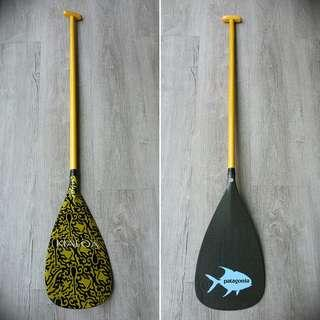 Outrigger Canoe Paddle