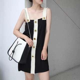 Chanel Wannabe Mini Dress