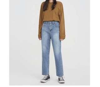 Korea fashion jeans