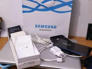 Samsung galaxy a6 plus fullset garansi