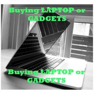 Turn your Laptop and Gadgets into CASH!