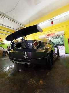 GT Wing for Celica / GT86 / BRZ