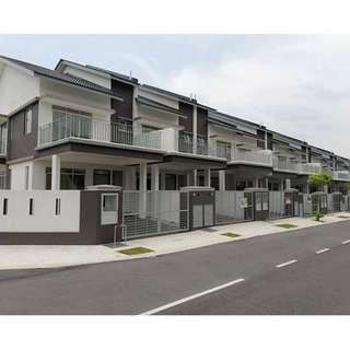 No need Downpayment 22x75 Double Storey For Sale!