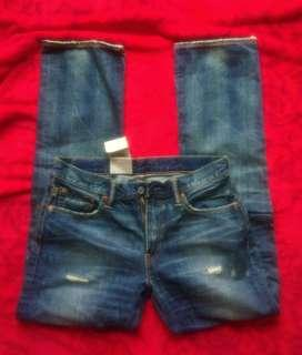 Levi's 504 Slim Straight