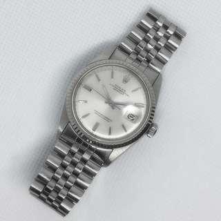 [Authentic] Vintage Rolex Datejust 1601